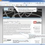 Screenshots, 2012-10-01_BWcms_Screenshot1_2